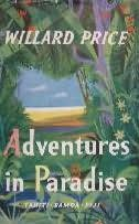 book cover of Adventures in Paradise