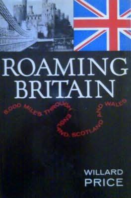 book cover of Roaming Britain
