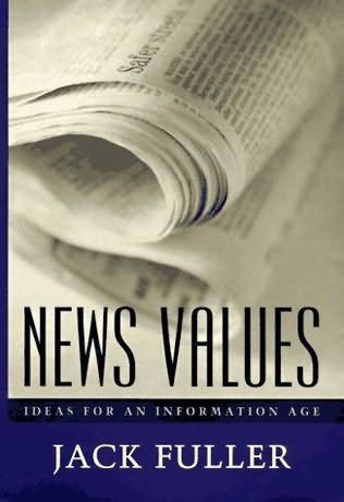 book cover of News Values