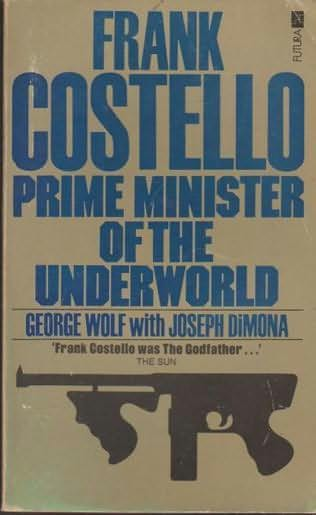 book cover of Frank Costello