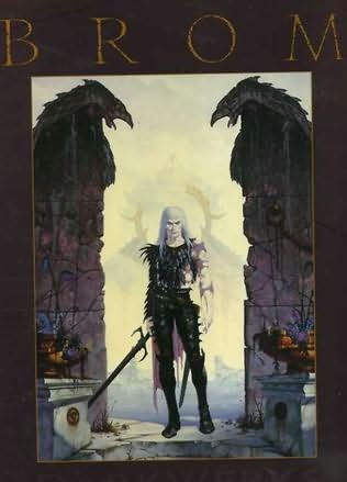 book cover of Darkwerks: The Art of Brom