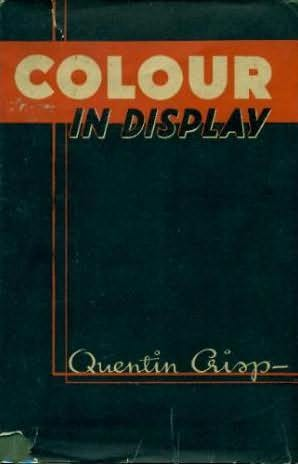 book cover of Colour in Display