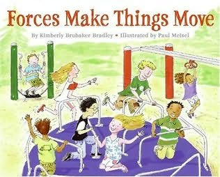 book cover of Forces Make Things Move