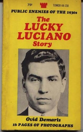 biography of charles lucky luciano essay