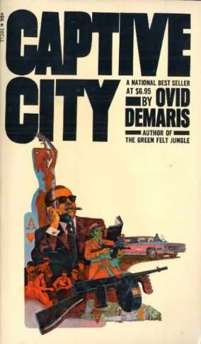 book cover of Captive City