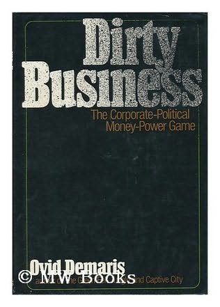 book cover of Dirty Business