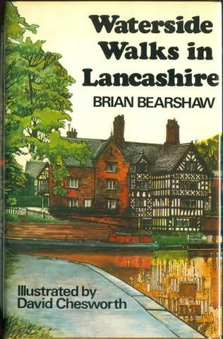 book cover of Waterside Walks in Lancashire