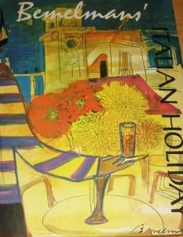 book cover of Italian Holiday