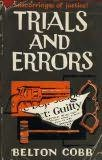 book cover of Trials And Errors