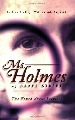 book cover of Ms. Holmes of Baker Street