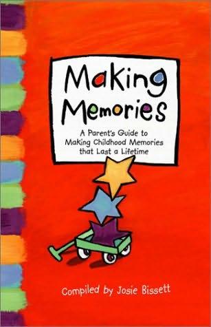 book cover of Making Memories