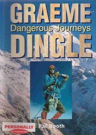 book cover of Graeme Dingle