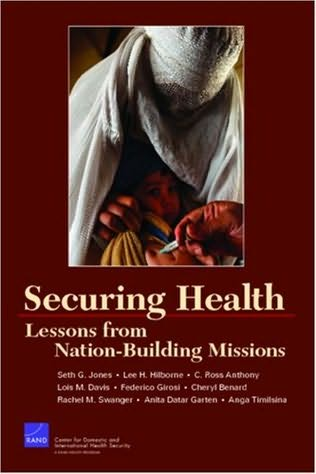 book cover of Securing Health