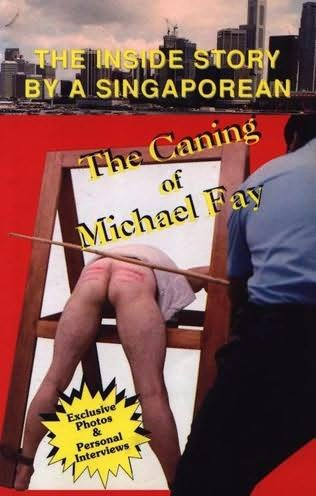book cover of The Caning of Michael Fay
