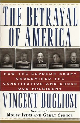 book cover of The Betrayal of America