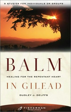 book cover of Balm in Gilead