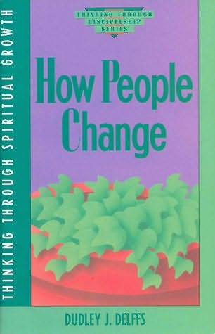 book cover of How People Change