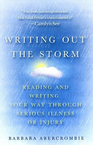book cover of Writing Out the Storm