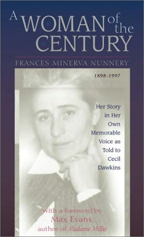book cover of A Woman of the Century
