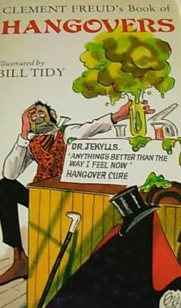book cover of Hangovers
