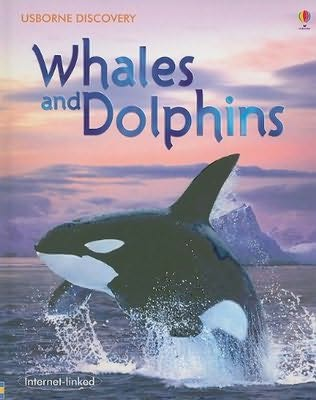 book cover of Whales and Dolphins