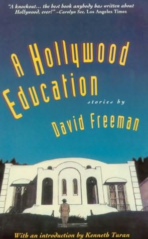 book cover of A Hollywood Education
