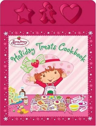 book cover of Holiday Treats Cookbook