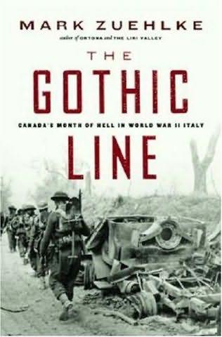 The Gothic Line - Mark Zuehlke