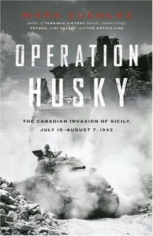 Operation Husky - Mark Zuehlke