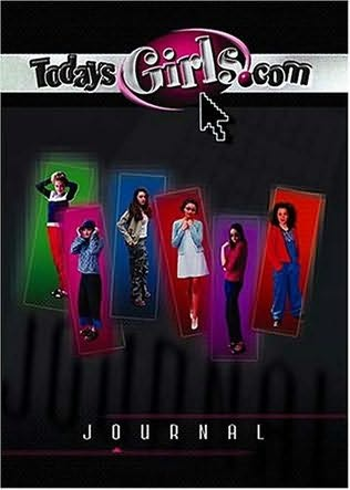 book cover of Todaysgirls.com Journal With Gel Pen