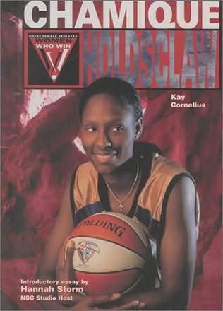 book cover of Chamique Holdsclaw