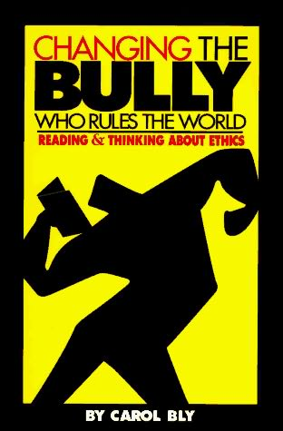 book cover of Changing the Bully