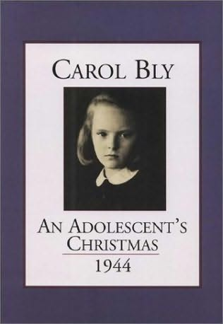 book cover of An Adolescent\'s Christmas, 1944