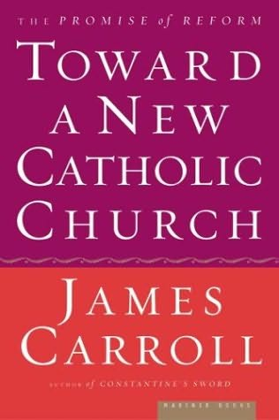 book cover of Toward a New Catholic Church
