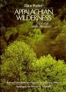 book cover of Appalachian Wilderness
