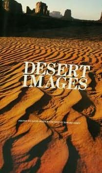 book cover of Desert Images