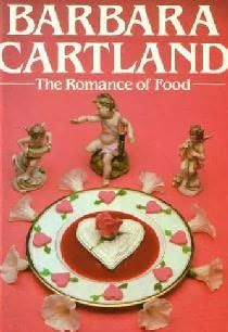 book cover of The Romance of Food