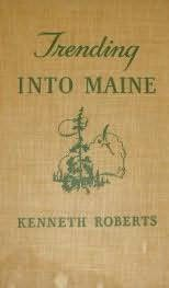 book cover of Trending Into Maine