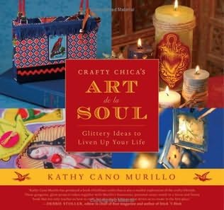 book cover of Crafty Chica\'s Art De La Soul