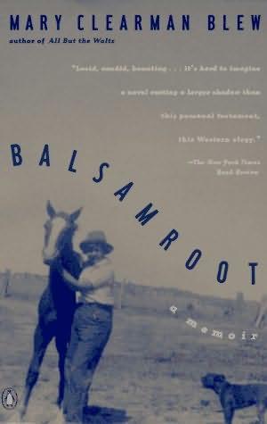 book cover of Balsamroot