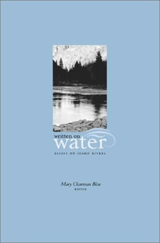 book cover of Written On Water