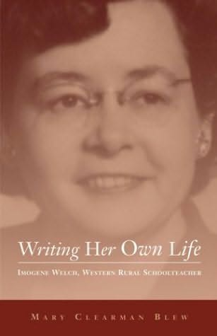 book cover of Writing Her Own Life