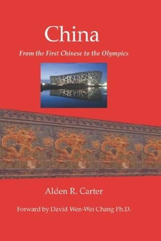 book cover of China