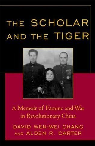 book cover of The Scholar and the Tiger