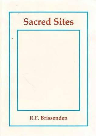 book cover of Sacred Sites