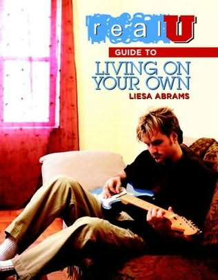 book cover of Real U Guide to Living On Your Own