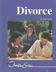 book cover of Divorce