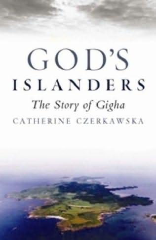 book cover of God\'s Islanders