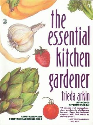 book cover of The Essential Kitchen Gardener