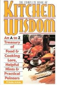 book cover of The Complete Book of Kitchen Wisdom